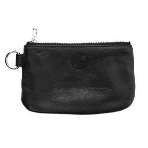 Mini Coin Purse (Black)